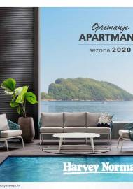 HARVEY NORMAN - APARTMANI - Nova kolekcija 2020