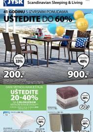 Jysk ponuda - JYSK Katalog - Super akcija od 02.04. DO 15.04.2020.