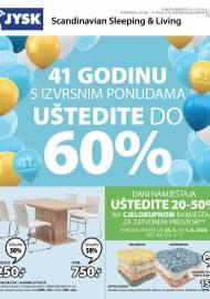 OSVJEŽITE SVOJ DOM UZ IZVRSNE PONUDE - Jysk ponuda - JYSK Katalog - Super akcija od 26.03. DO 08.04.2020.