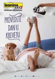 LESNINA KATALOG SNIŽENJA - PROVEDITE DAN U KREVETU -  Akcija sniženja do 01.07.2021.