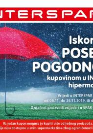 INTERSPAR BONOVI -Akcija do 26.11.2019.