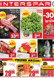INTERSPAR KATALOG - Akcija do 29.10.2019.