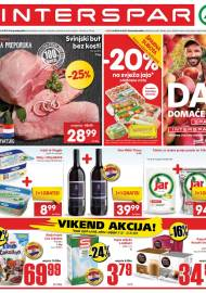 INTERSPAR KATALOG - Akcija do 22.10.2019.