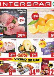 INTERSPAR KATALOG - Akcija do 10.12.2019.