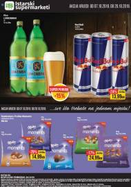 ISTARSKI SUPERMARKETI KATALOG - Akcija do 20.10.2019.
