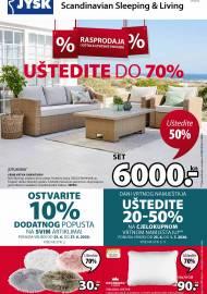 Jysk ponuda - JYSK Katalog - Super akcija od 25.06. DO 08.07.2020.