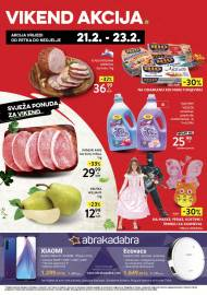 KONZUM VIKEND - Akcija do 01.03.2020.