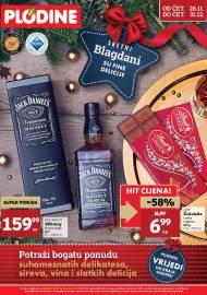 PLODINE  KATALOG -  SRETNI BLAGDANI SU FINE DELICIJE -  Akcija sniženja do 31.12.2020.