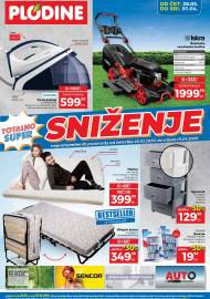 PLODINE  KATALOG - TOTALNO SUPER SNIŽENJE  - Akcija do 01.04.2020.