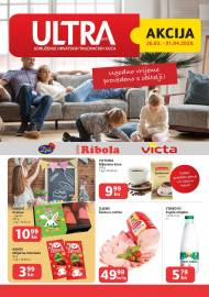 ULTRA GROS  - RIBOLA  KATALOG  - Akcija do 01.04.2020.