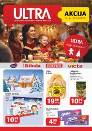 ULTRA - RIBOLA  KATALOG  - Akcija do 11.12.2019.