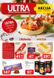 ULTRA GROS  - RIBOLA  KATALOG  - Akcija do 30.09.2020.