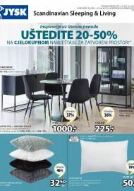Jysk ponuda - JYSK Katalog - INSPIRACIJA UZ IZVRSNE PONUDE - Akcija sniženja do 14.10.2020