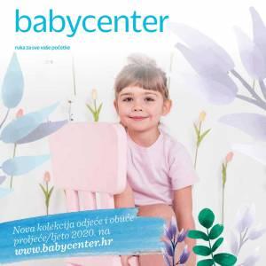 BABY CENTAR PROLJETNI KATALOG