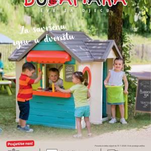 SVE ZA DJECU - BUBAMARA Katalog vanjskih igračaka